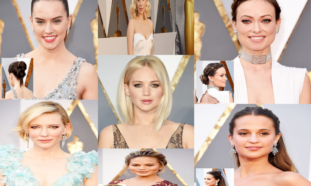 Who Made The Cut…2016 Academy Award Blog-Worthy Hairstyles.